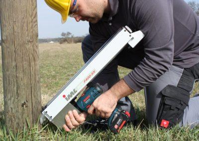 IML-RESI F - Gerät zur Holzmastprüfung